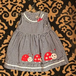 Toddler girls 2T dress